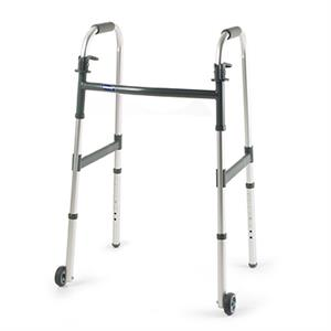 Easy Folding Paddle Walker - 300 lb Capacity - Warranty
